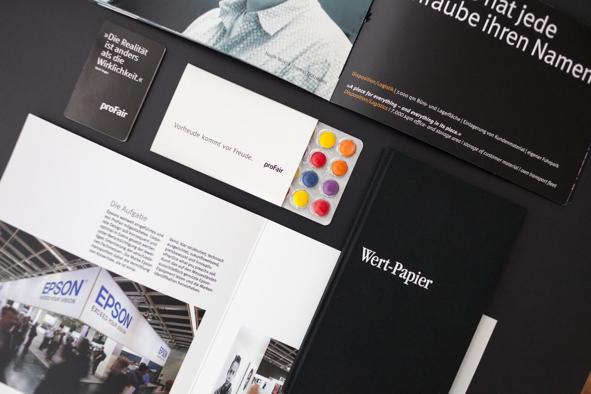 Gestaltanstalt Corporate Design ProFair